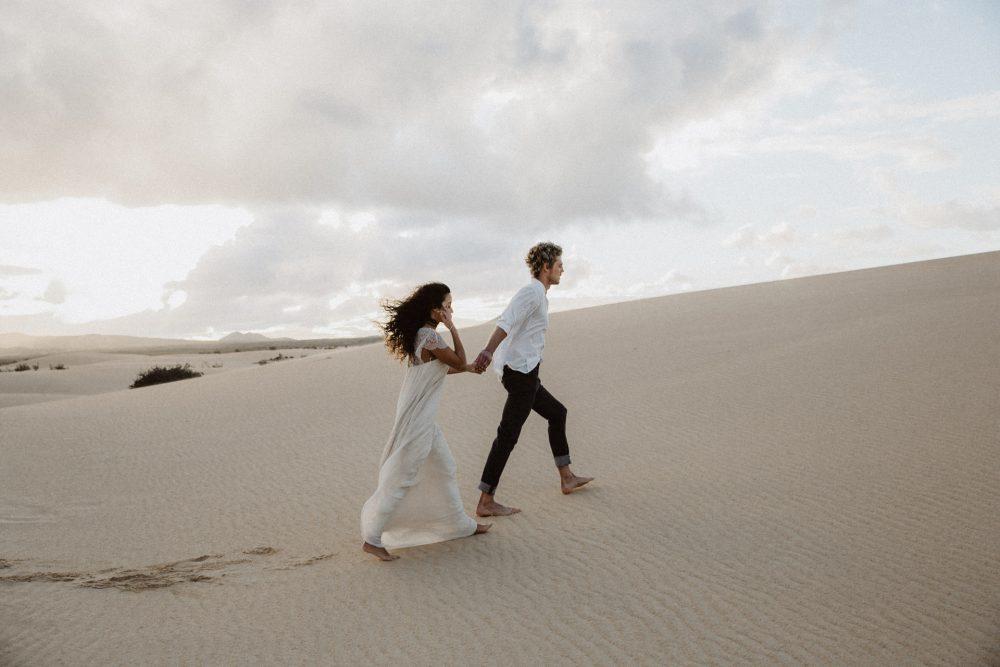 PAULA & ERIC canary island after wedding shoot