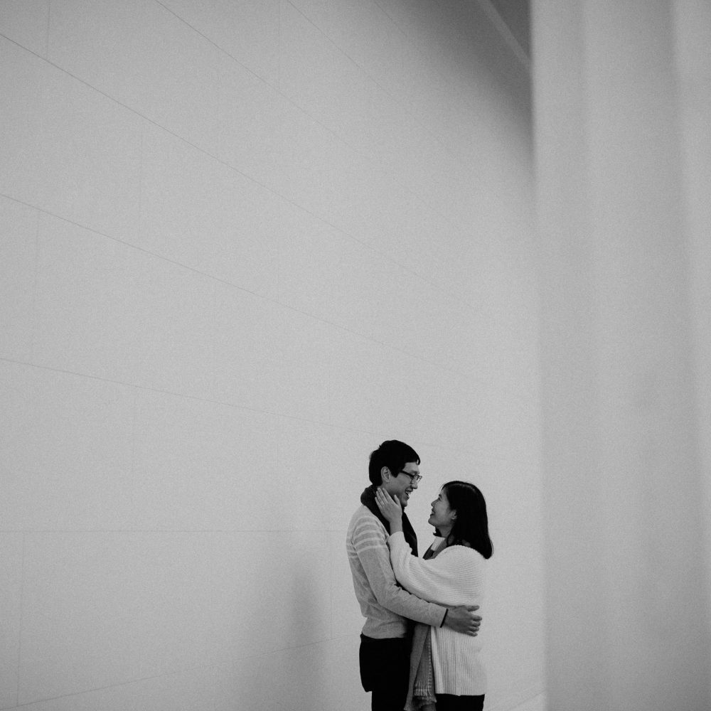 CONGRONG & LIN, Engagement Shooting, Vienna