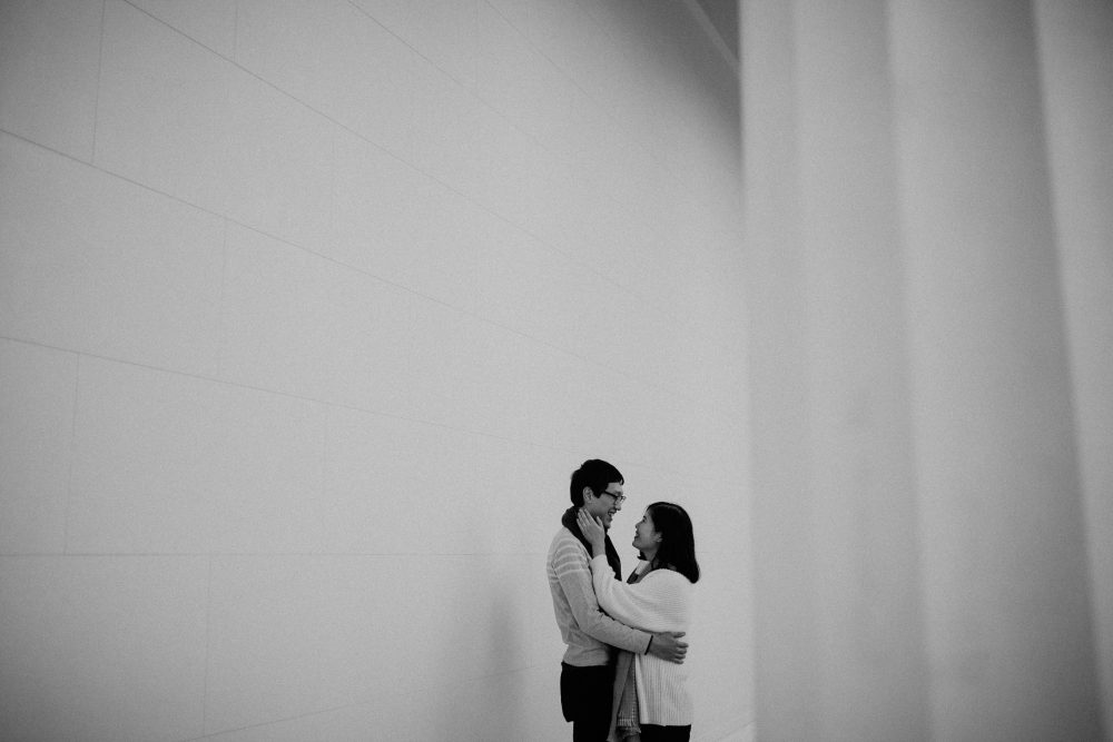 CONGRONG & LIN, Engagement Shooting, Vienna