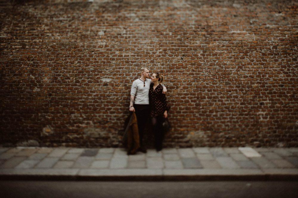 AMY & TOM, Engagement shooting, Vienna
