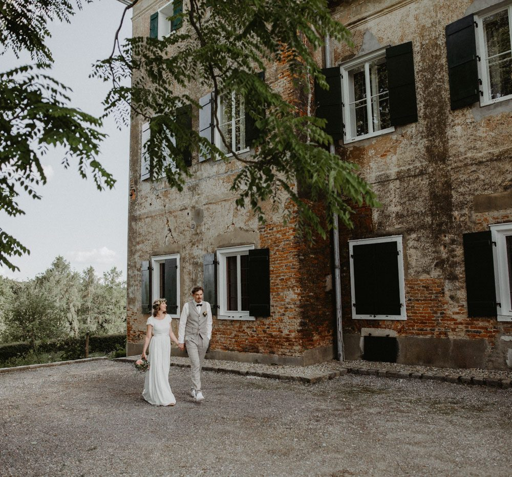 SOPHIE & GREGOR, Wedding, Schloss Welsdorf