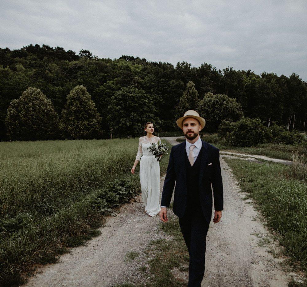 ANICIA & LUKAS, Garden Wedding, Stadtflucht Bergmühle